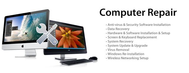 computer repairs in Kenya